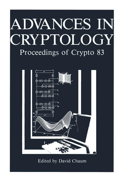 Advances in Cryptology - Coverbild