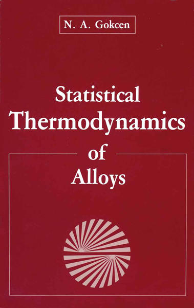 Statistical Thermodynamics of Alloys - Coverbild