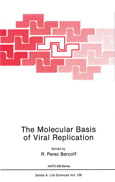 The Molecular Basis of Viral Replication - Coverbild