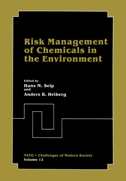 Risk Management of Chemicals in the Environment - Coverbild