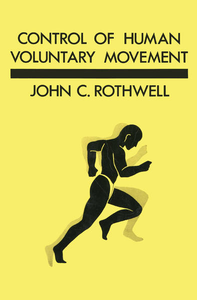 Control of Human Voluntary Movement - Coverbild