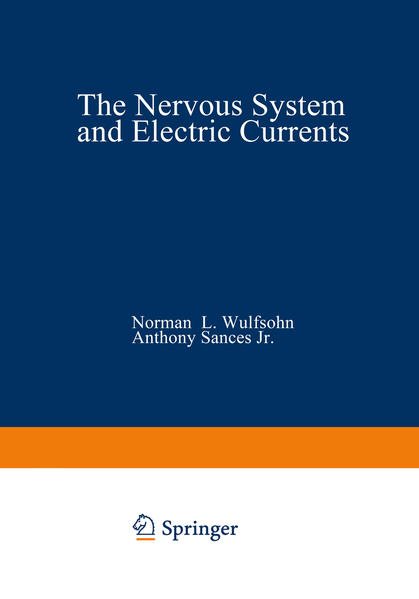 The Nervous System and Electric Currents - Coverbild