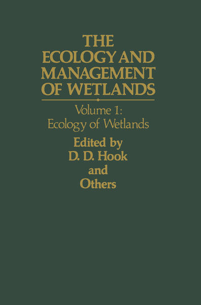 The Ecology and Management of Wetlands - Coverbild