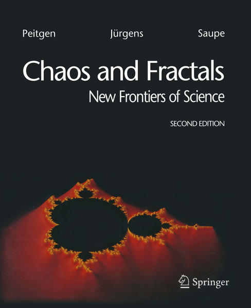 Chaos and Fractals - Coverbild