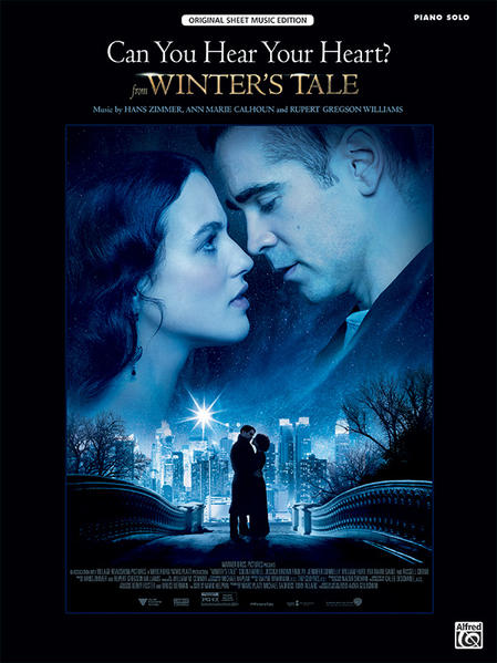 Can You Hear Your Heart? (from Winter's Tale) - Coverbild