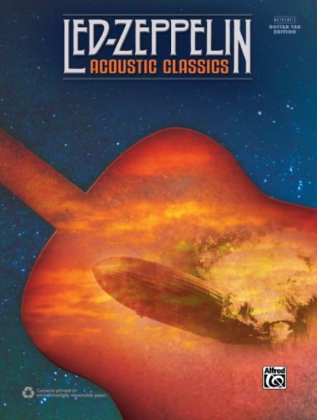 Led Zeppelin: Acoustic Classics (Revised) - Coverbild