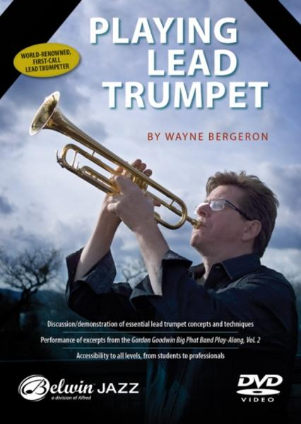 Playing Lead Trumpet  - Coverbild