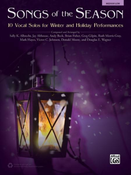 Songs of the Season von Sally K. Albrecht PDF Download