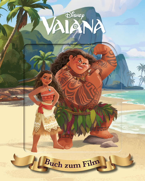 Disney Vaiana - Coverbild