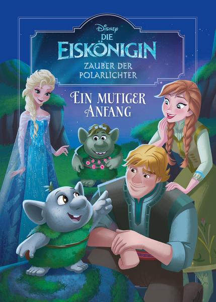 Disney Die Eiskönigin - Zauber der Polarlichter - Coverbild
