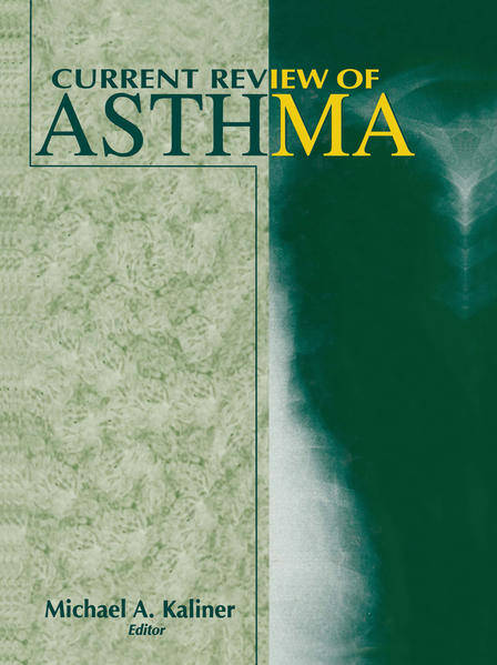 Current Review of Asthma - Coverbild