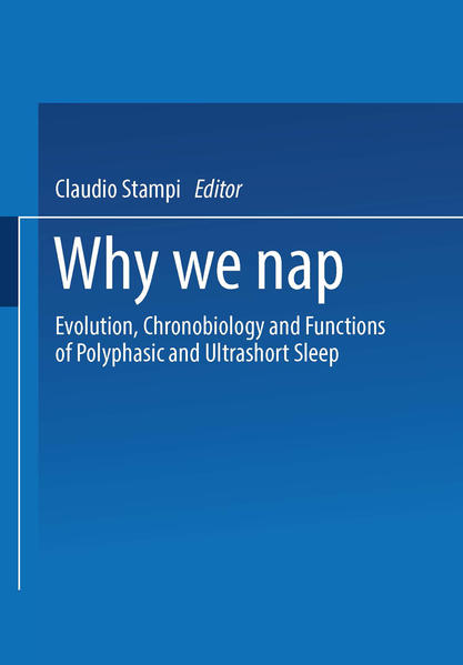 Why We Nap - Coverbild