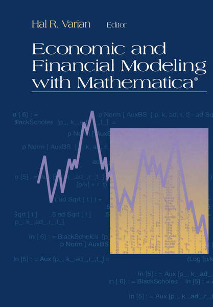 Economic and Financial Modeling with Mathematica® - Coverbild