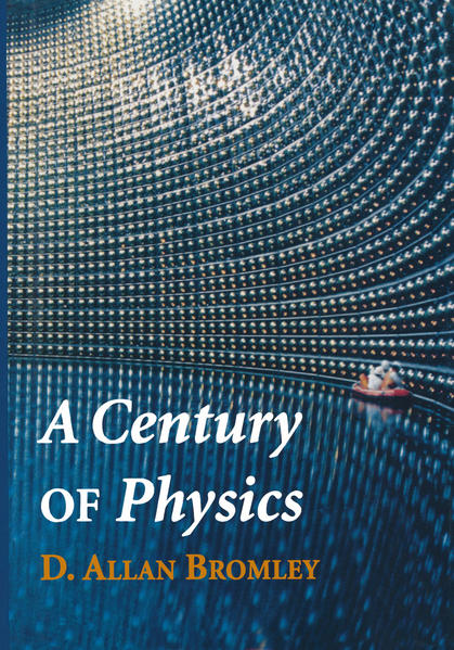 A Century of Physics - Coverbild
