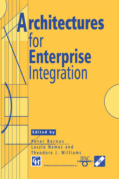 Architectures for Enterprise Integration - Coverbild