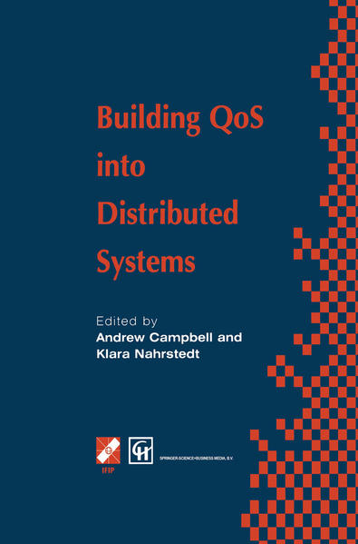 Building QoS into Distributed Systems - Coverbild