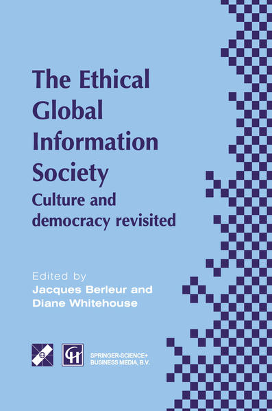 An Ethical Global Information Society - Coverbild