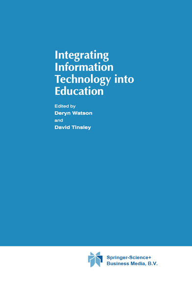 Integrating Information Technology into Education - Coverbild