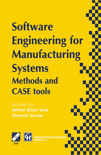 Software Engineering for Manufacturing Systems - Coverbild