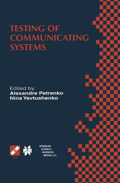 Testing of Communicating Systems - Coverbild