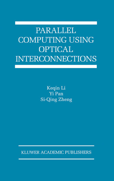 Parallel Computing Using Optical Interconnections - Coverbild