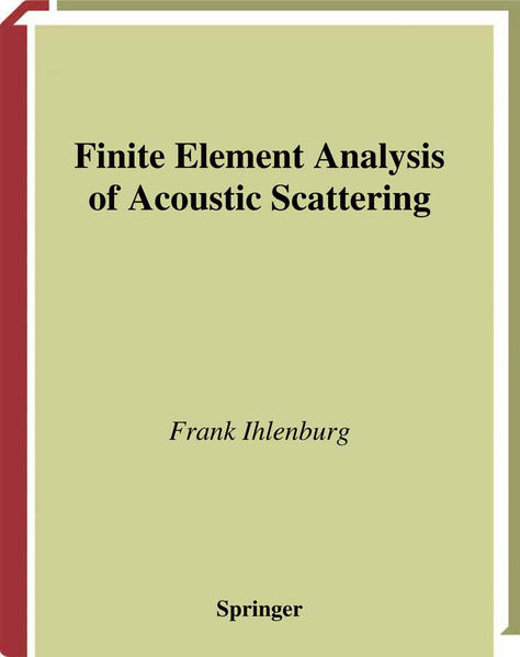 Finite Element Analysis of Acoustic Scattering - Coverbild