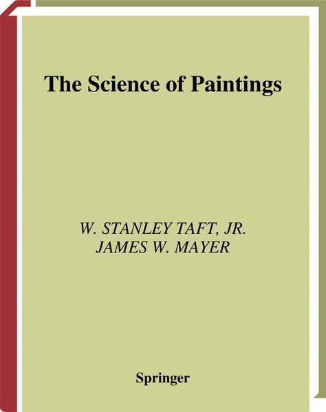 The Science of Paintings - Coverbild