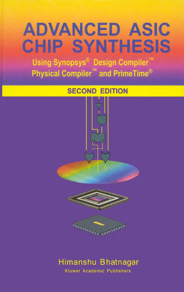 Advanced ASIC Chip Synthesis - Coverbild