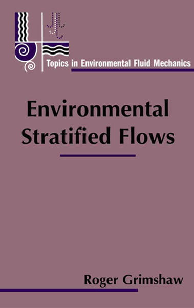 Environmental Stratified Flows - Coverbild