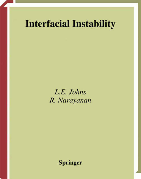Interfacial Instability - Coverbild