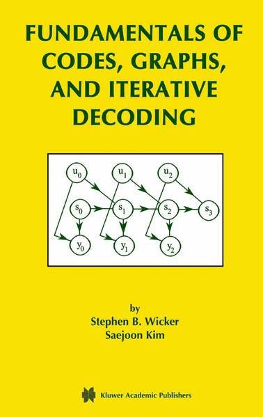 Fundamentals of Codes, Graphs, and Iterative Decoding - Coverbild