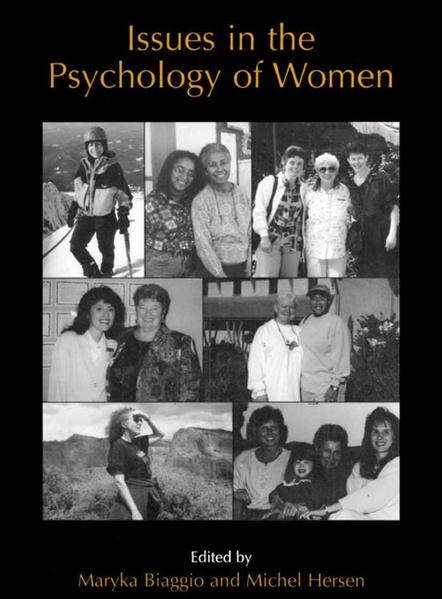 Issues in the Psychology of Women - Coverbild