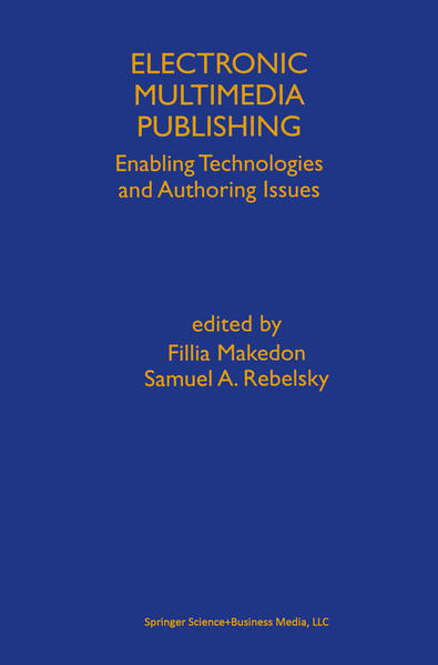 Electronic Multimedia Publishing - Coverbild
