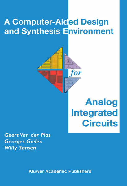 A Computer-Aided Design and Synthesis Environment for Analog Integrated Circuits - Coverbild
