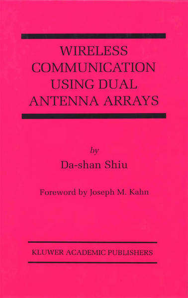 Wireless Communication Using Dual Antenna Arrays - Coverbild