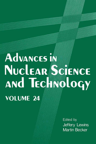 Advances in Nuclear Science and Technology - Coverbild