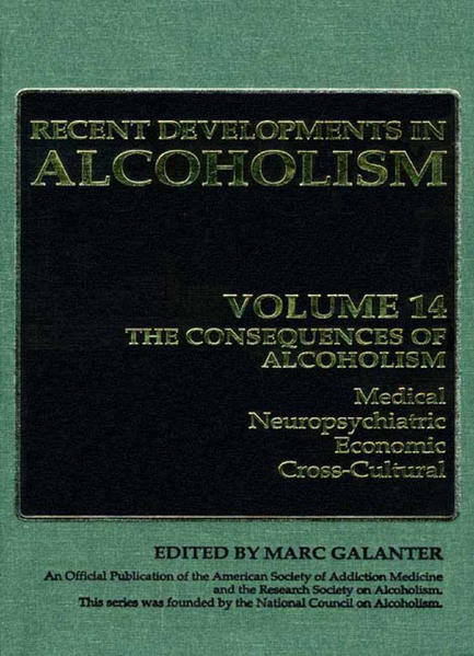 The Consequences of Alcoholism - Coverbild