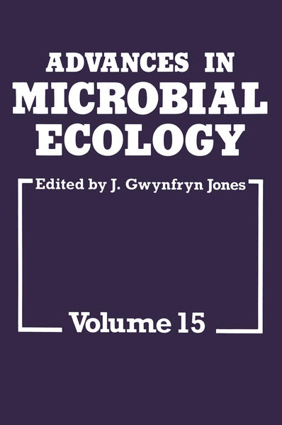 Advances in Microbial Ecology - Coverbild