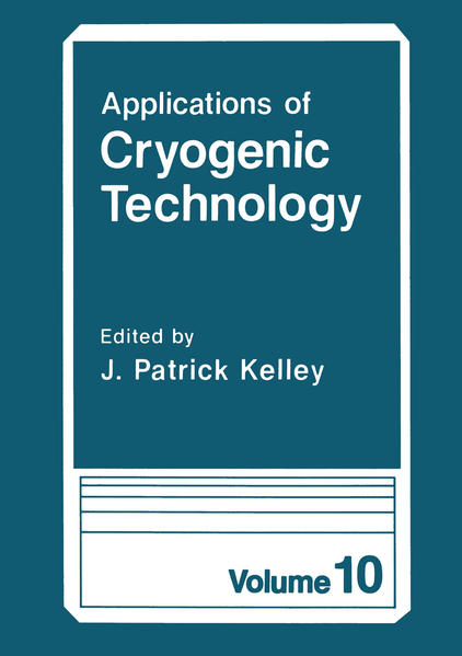 Applications of Cryogenic Technology - Coverbild