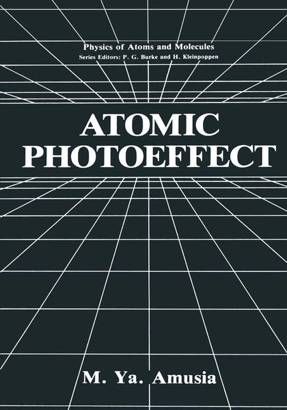 Atomic Photoeffect - Coverbild