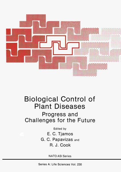 Biological Control of Plant Diseases - Coverbild