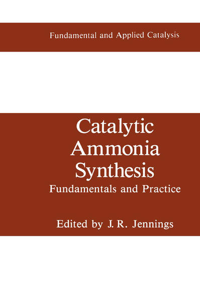 Catalytic Ammonia Synthesis - Coverbild