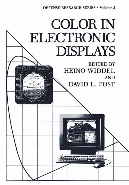 Color in Electronic Displays - Coverbild
