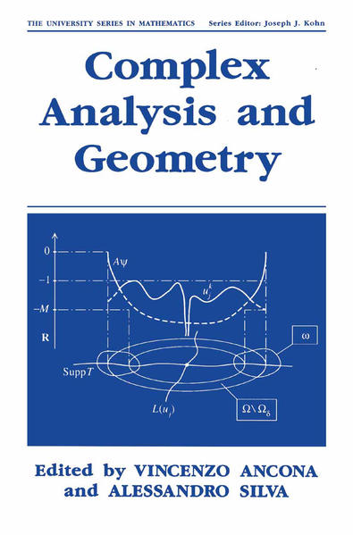 Complex Analysis and Geometry - Coverbild