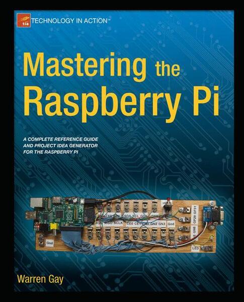 Mastering the Raspberry Pi - Coverbild