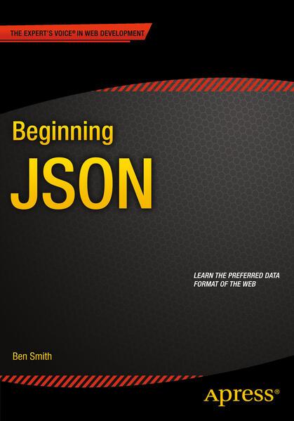 Beginning JSON - Coverbild
