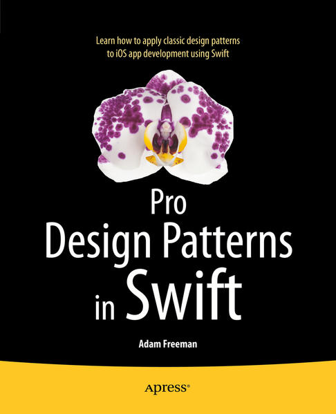 Pro Design Patterns in Swift - Coverbild