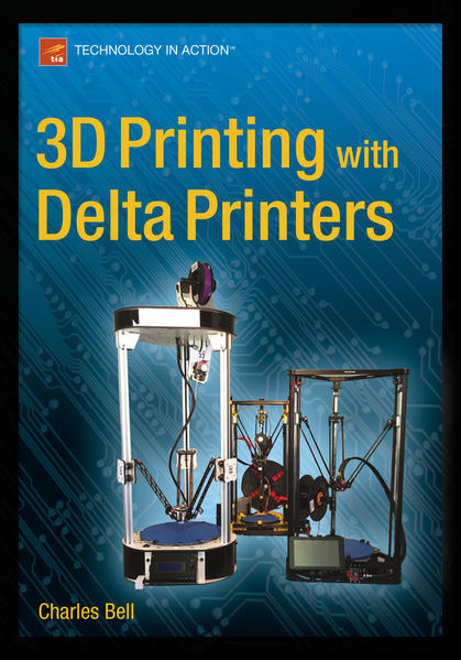 3D Printing with Delta Printers - Coverbild