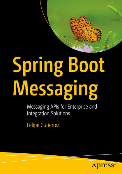 Pro Spring Messaging - Coverbild