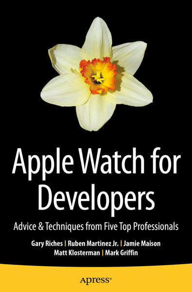 Apple Watch for Developers - Coverbild